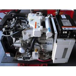 Морской бензиновый генератор KOHLER 5E